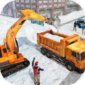 Download Snow Heavy Excavator Simulator Free