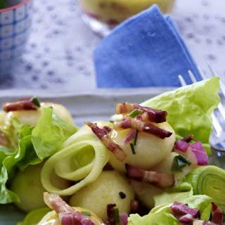 Salad Dumplings
