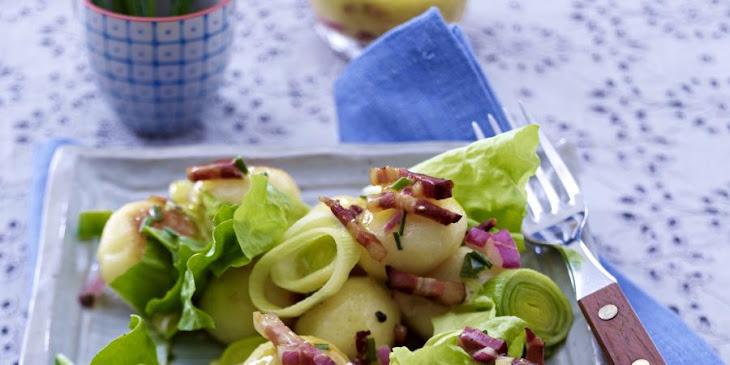 Salad Dumplings Recipe