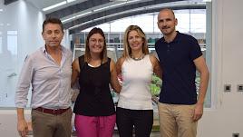 Biosabor y la Fundación de la UD Almería.
