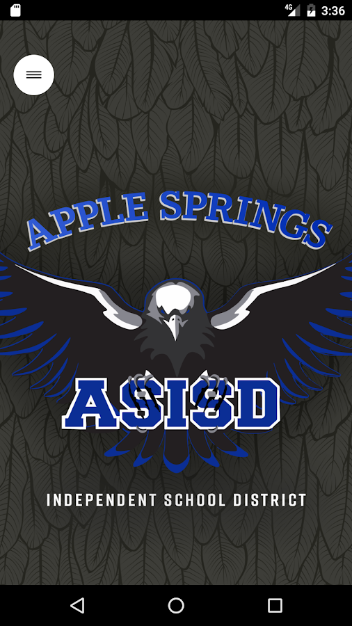 Apple Springs ISD, TX- screenshot