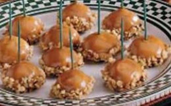 Caramel Apple Bites Recipe