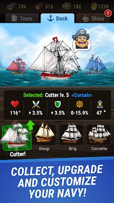 Pirates & Puzzles - PVP Leagueのおすすめ画像2