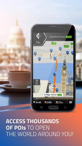 iGO Navigation screenshot 3