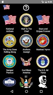 Patriotic Ringtones (American) - náhled