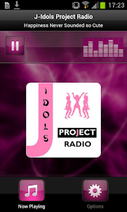 J-Idols Project Radio- screenshot thumbnail