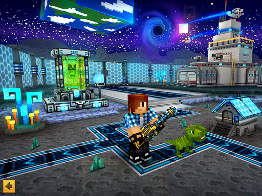 Pixel Gun 3D: FPS Shooter & Battle Royale modavailable screenshots 12