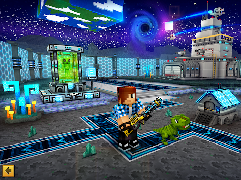 3D Pixel Gun (Pocket Edition) APK screenshot thumbnail 10