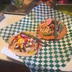 Sauté Fish Tacos (1 pc)