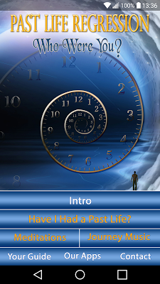 Past Life Regression Hypnosis - screenshot
