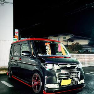 """タントカスタム L385Sのカスタム事例画像 さ〜chan """"RED IMPACT""""さんの2020年10月09日23:28の投稿"""
