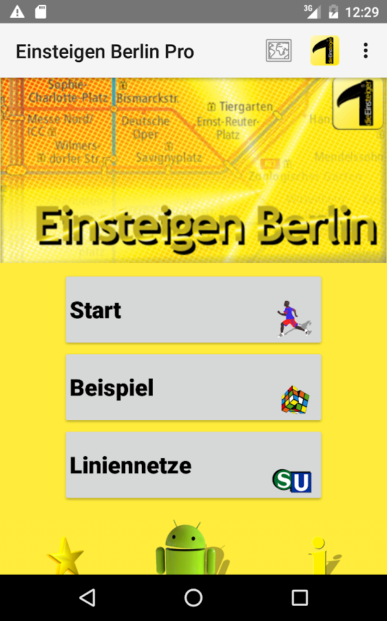 Einsteigen Berlin- screenshot