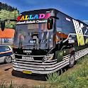 Public Coach Bus Transport Parking Mania 2020 icon