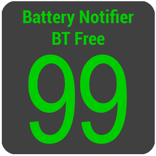 Battery Notifier BT Free (For Android 9 and under)