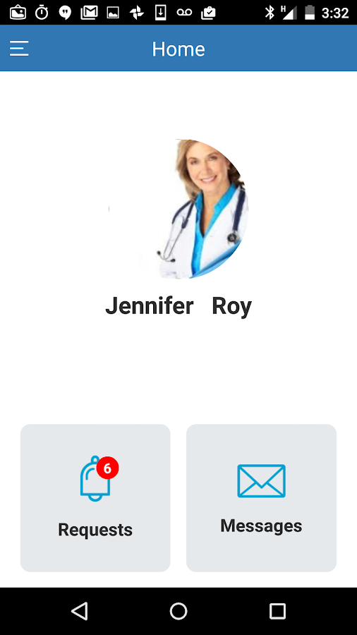 liveClinic for Doctors- screenshot