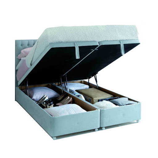 Hypnos New Orthocare 12 Ottoman Bed