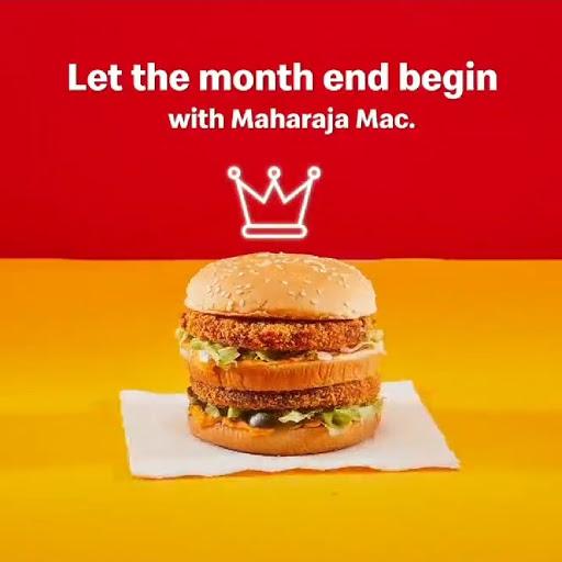 McDonald's menu 7