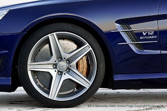 Photo: The SL 65 AMG - Understated Style, Abundant Power