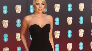 Lydia Bright is dating again after splitting from mechanic