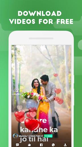 VidStatus app - Status Videos & Status Downloader 2.7.7 screenshots 2