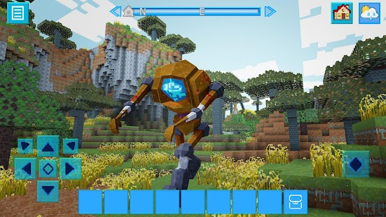 RoboCraft: Survival Craft in the World of Robots- screenshot thumbnail