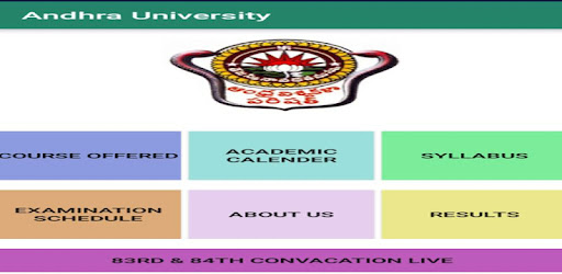 Andhra University Apps On Google Play