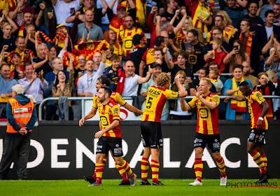 """Jonge doelman maakte zijn debuut bij KV Mechelen: """"Een raar gevoel"""""""