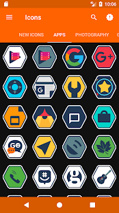 Voco - Icon Pack Screenshot