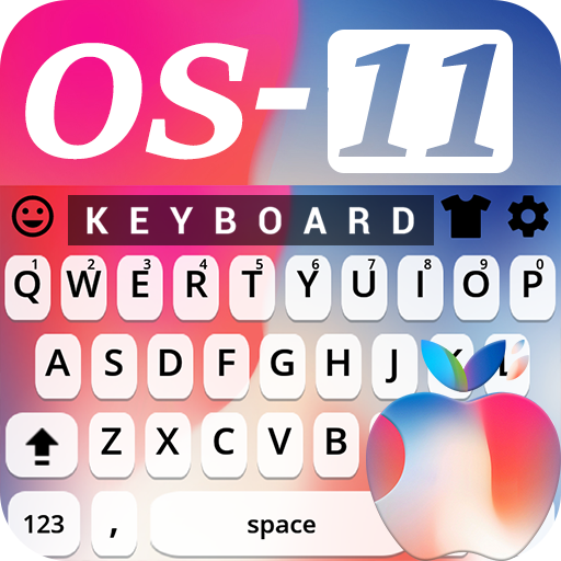 App Insights: Free Phone X keyboard themes 2018-OS keyboard