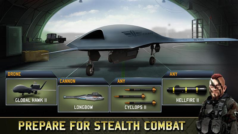 Drone Shadow Strike Screenshot 2