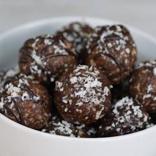 Almond Joy Energy Bites Recipe