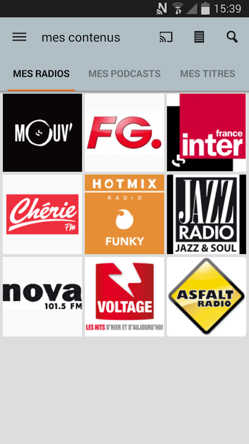 Orange Radio Applications Android Sur Google Play