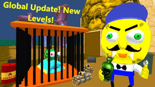 Sponge Neighbor Escape 3D Screenshots 1