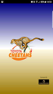 Free State Cheetahs Rugby - náhled