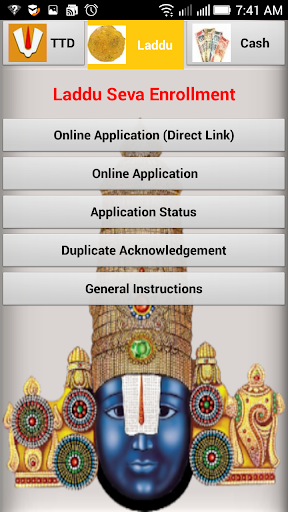 Download TTD Seva Booking Google Play softwares - aGhNfw0nBqUu   mobile9