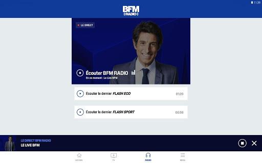 BFMTV - Actualitu00e9s France et monde & alertes info 4.2.5 Screenshots 10