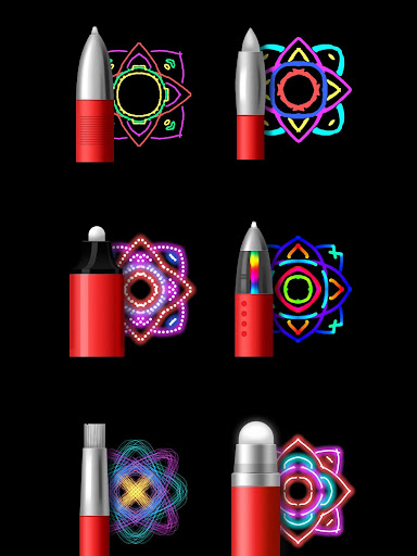 Doodle Master - Glow Art 1.0.24 screenshots 24