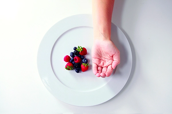 Fruit portion size for women