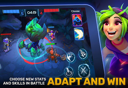 Planet of Heroes – MOBA PVP meets Brawler Action 13