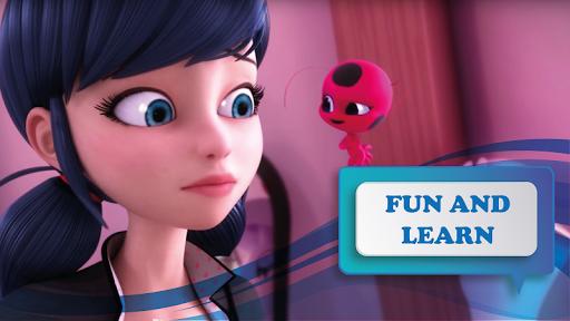 Ladybug Puzzle Time screenshot 1