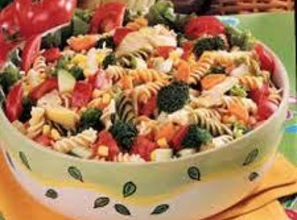 Kelley's Pasta Salad Recipe
