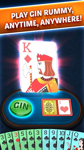 Gin Rummy - Offline 5.5 screenshots 9