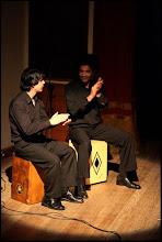 Photo: Musicos - Jefferson e Fabio