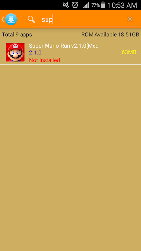 Apk Installer 2.7.5 screenshots 4