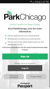 ParkChicago- screenshot thumbnail