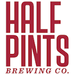 Logo of Half Pints Bulldog Amber Ale