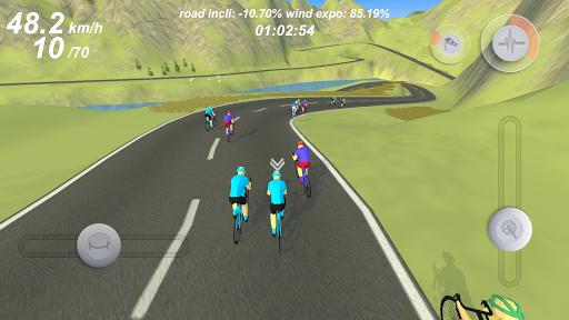 Pro Cycling Simulation android2mod screenshots 4