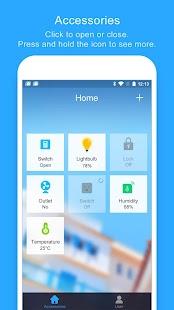 Koogeek - Smart Home - náhled