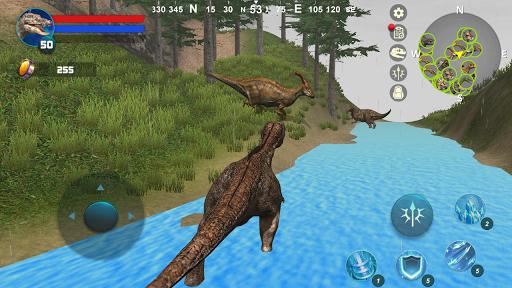 Baryonyx Simulator apktram screenshots 6