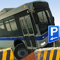 Bus Parking Off-Road icon